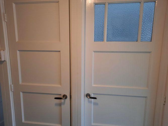 De Oude deurklink, mooi deurbeslag