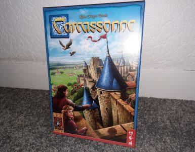 Carcassonne Basisspel spelregels