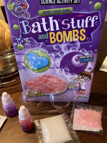Groovy Labz BathStuff and Bombs