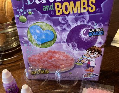 Groovy Labz BathStuff and Bombs