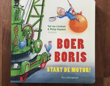 Boer Boris start de motor!
