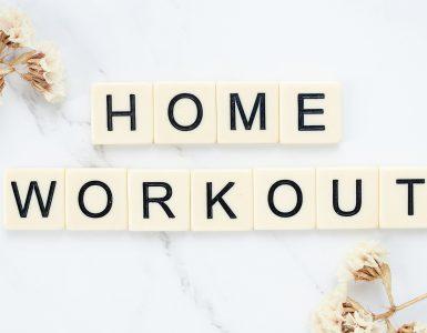 thuis sporten