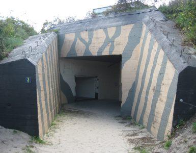 Bunkerroute De Punt