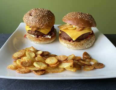 El Clásico burger
