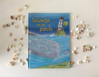 Souwtje en de potvis - Monica Maas