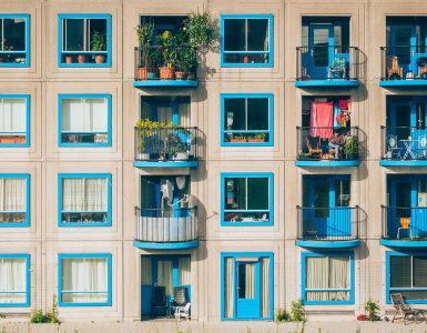 balkon paradijs