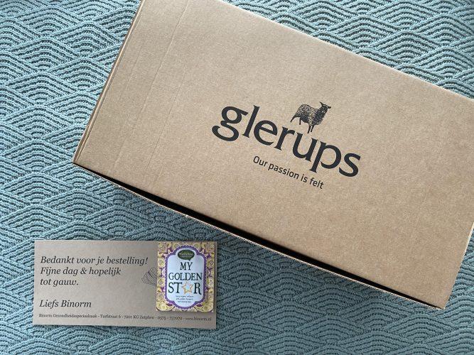 Glerups sloffen