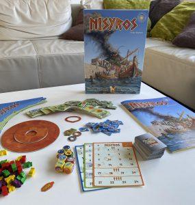 Nisyros van Sunny Games