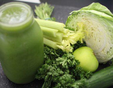 Groene smoothie thuis maken