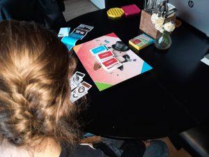Samen Monopoly bid spelen