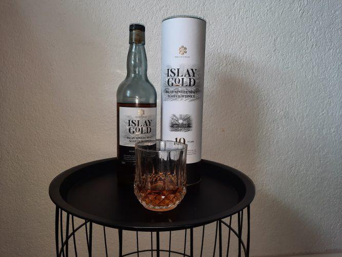 Islay Gold Scotch Whisky