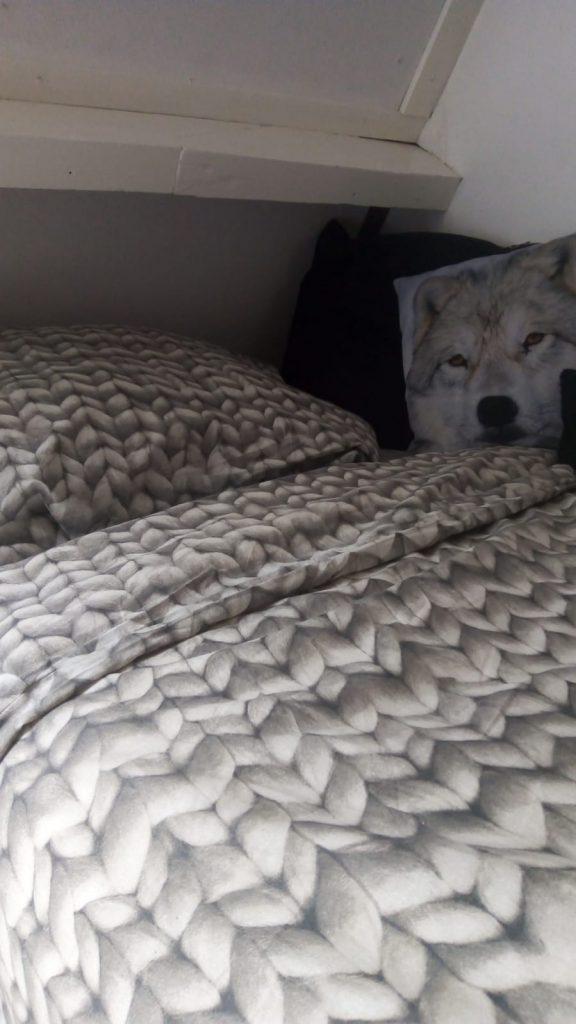 SNURK beddegoed Twirre Cool Grey