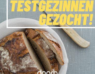 Doorb proefgezin gratis brood