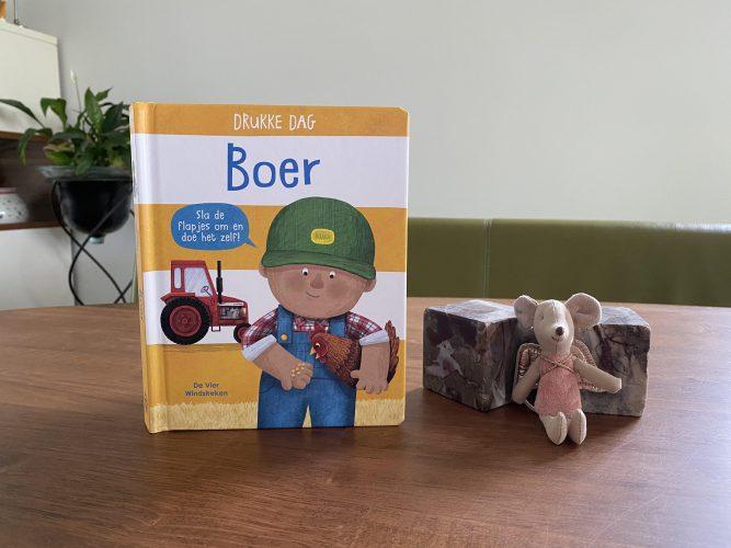Drukke Dag Boer - De Vier Windstreken