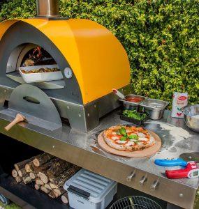 Pizzaoven gerechten maken als een professional?