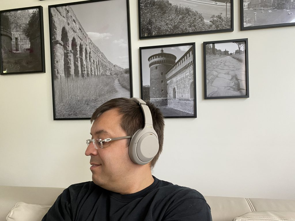 Ongestoord werken of rocken met de Sony WH-1000XM4 Noise cancelling headset
